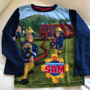 Other - Fireman Sam shirt